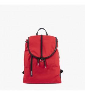 Červený batoh PEPE MOLL