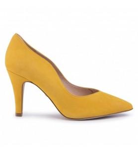 Žlté lodičky Caprice