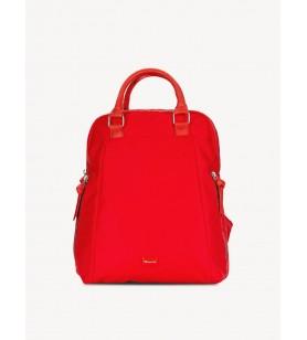Červený batoh Tamaris