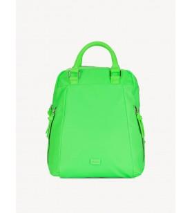 Zelený neónový batoh Tamaris