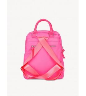Ružový neónový batoh Tamaris