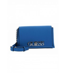 Modrá crossbody kabelka GUESS
