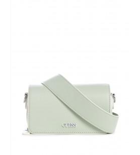 Zelená mini kabelka GUESS