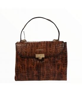 Hnedá kabelka Hispanitas
