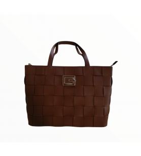 Hnedá kabelka Guess