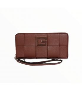 Hnedá peňaženka Guess