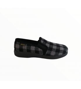 Kárované  papuče